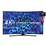 "Smart TV 65"" Tela Curva Ultra HD 4K UN65KU6500GXZD WiFi, 2 USB, 3 HDMI, HDR Premium - Samsung por R$ 9035"