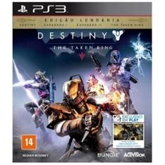 Destiny: The Taken King: Edição Lendária - PS3 - R$ 43,20