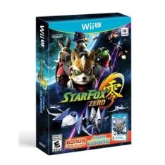 Star Fox Zero + Star Fox Guard Special Edition ( vem 02 jogos ) - Nintendo Wii U - R$ 115,20