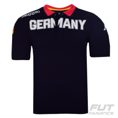 Polo Kappa Eroi Alemanha Juvenil - R$ 16,12