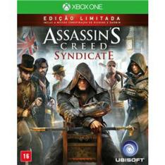 Jogo Assassin's Creed: Syndicate - Signature Edition - Xbox One por R$ 80