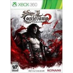 Castlevania Lords of Shadow 2 - Xbox 360 - R$ 37,99