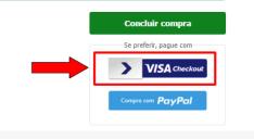 Visa Checkout - Desconto de R$50 - Casas Bahia - Extra