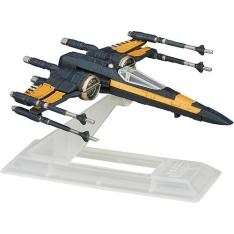Veículo Star Wars Die Cast Episódio VII Poes X Wing Fighter - Hasbro - R$ 29,99