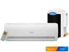 Ar-condicionado Split Springer Midea 12000 BTUs - Quente/Frio - R$1.424