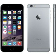 Iphone 6 Plus Space Gray Mg9m2bz/A 5.5 16gb 4g Camera Isight 8mp por R$1150