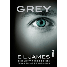 Livro - Grey: Cinquenta Tons de Cinza pelos Olhos de Christian - R$ 6,90