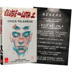 Clube Da Luta 2 HQ + Pôster Exclusivo - R$ 19,90