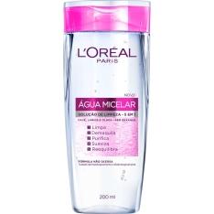 Água Micelar Loreal Solução de Limpeza Facial  - R$7,48