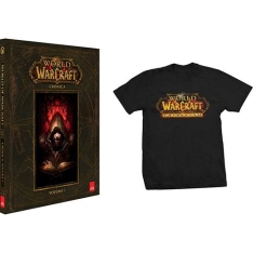 Kit - World of Warcraft:+ Camiseta - R$ 36,90