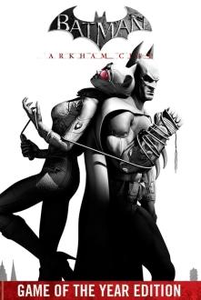 Batman Arkham City GOTY Steam CD Key R$6 (90% DE DESCONTO)