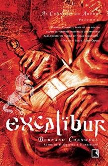 eBook Kindle - Excalibur - As crônicas de Artur - R$5