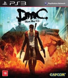 Jogo DmC: Devil May Cry - PS3 por R$20