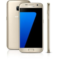Smartphone Samsung Galaxy S7 SM-G930F Dourado por R$2299