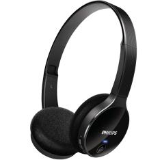 Headphone Philips Estereo Bluetooth SHB4000/00 - Preto - R$ 143,90
