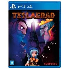 Jogo Teslagrad para Playstation 4 (PS4 ) - SOEDESCO R$29,30