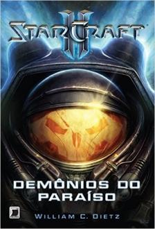 Livro - Starcraft II: Demônios do Paraíso (Capa Comum) - R$ 13,35
