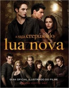 Lua Nova. Guia Oficial Ilustrada do Filme - R$ 3,90