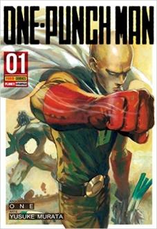 One-Punch Man - Volume 1 - R$ 9,90