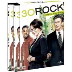 30 Rock - 1ª Temporada (4 DVDs) por R$ 12