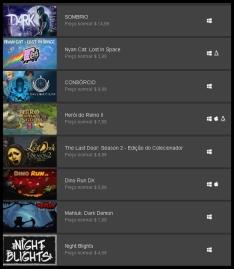 PACOTÃO ️ Dark Reboot Bundle Steam - 8 produtos 97% DESCONTO R$5