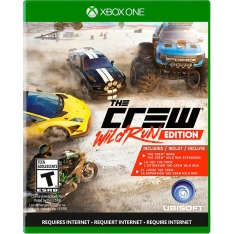 Jogo The Crew Wild Run - Xbox One