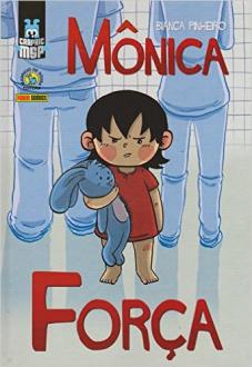 Graphic MSP Mônica - Força (capa dura)