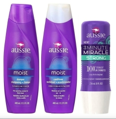 Aussie - Shampoo, Condicionar ou Creme de Tratamento - R$19,90 FRETE R$0,99