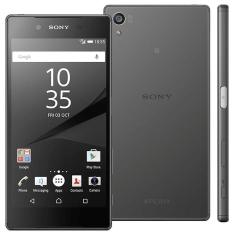 "Smartphone Sony Xperia Z5 Preto com 32GB, Tela 5.2"", Câmera 23MP por R$ 1899"