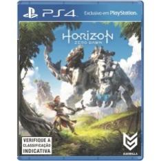 Horizon Zero Dawn PS4 por R$ 170