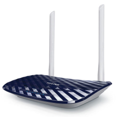 Roteador TP-Link Wireless 300/433Mbps Dual Band 2 antenas [Livre de Lags] - R$160,65