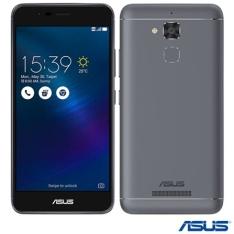 Zenfone 3 Max Cinza Asus, com Tela de 5,2, 4G, 16 GB e Camera de 13 MP - R$ 977,44