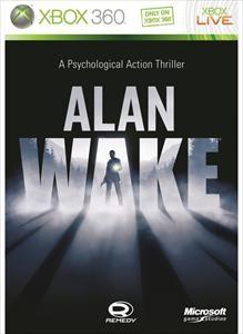 Alan Wake:The Writer (Complemento) X-BOX 360 (GRÁTIS)