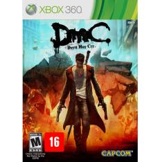 Dmc: Devil May cry - Xbox 360 - R$ 11,80