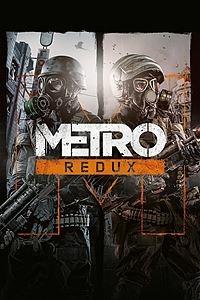 Metro Redux Bundle ( 2 Games ) - Xbox One - R$ 11,80