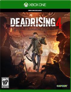 Dead Rising 4 - Xbox One R$ 100