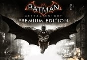 Batman: Arkham Knight Premium Edition Steam CD Key