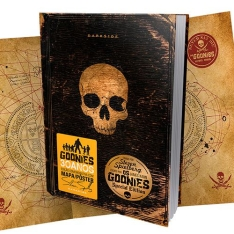 Livro - Os Goonies: Special Edition - R$ 34,90