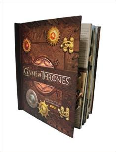 Livro – Game of Thrones. Um Guia Pop-Up de Westeros – Volume 1 (Capa Dura) - R$ 49,90