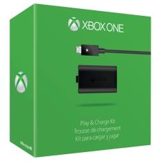 Kit Jogar e Carregar - Xbox One