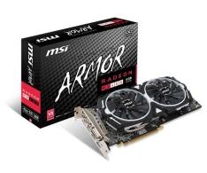 [Pichau] MSI RADEON RX 480 ARMOR 4G - R$ 838,99