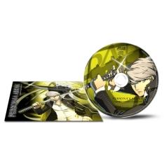 CD da Trilha Sonora do jogo Persona 4 Arena - R$ 1,90