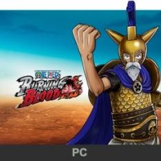 One Piece Burning Blood - Golden Luffy DLC - Grátis