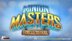 DLC's: Minion Masters & FORCED (Grátis)