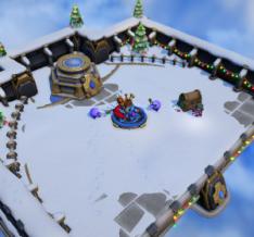 Minion Masters - Winter Holiday Arena DLC (Grátis)