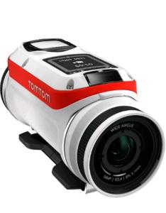 Câmera de Ação TomTom Bandit 4K HD com GPS WiFi Bluetooth - Branca por R$1399