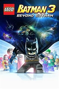 Lego Batman 3 Beyond Gotham Padrão ou Deluxe - XBOX ONE - R$ 49,50 a  R$ 51,60