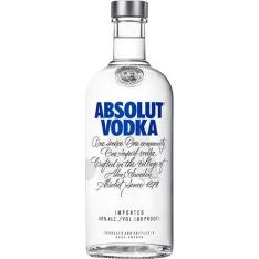 Vodka Absolut Original - 750ml por R$ 57