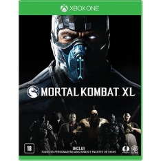Mortal Kombat XL ( midia fisica ) - Xbox One - R$ 94,99