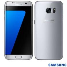 Samsung Galaxy S7 Edge Prata, com Tela de 5,5, 4G, 32 GB por R$ 2411
